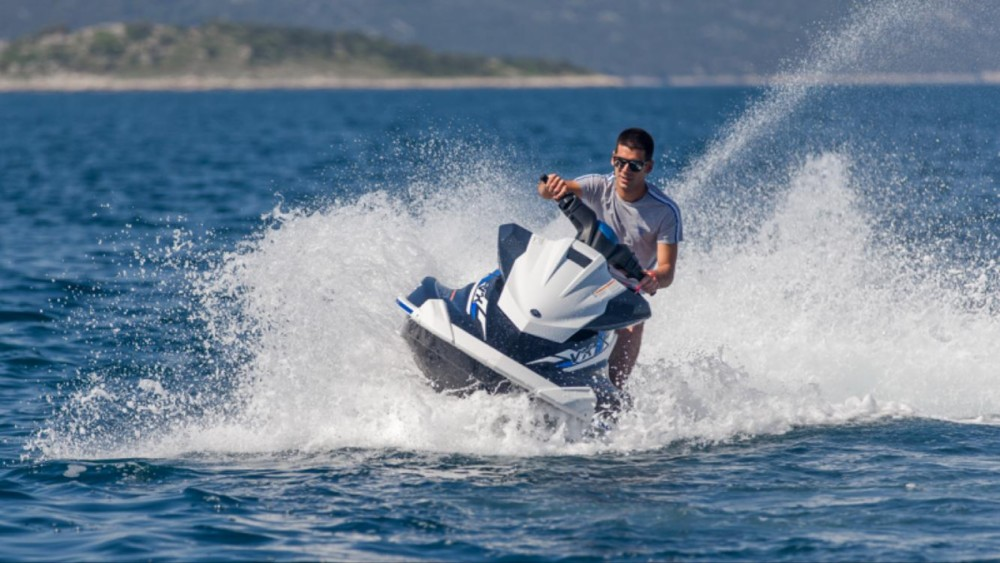 Schlauchboot mieten in Trau - Yamaha VX DeLuxe