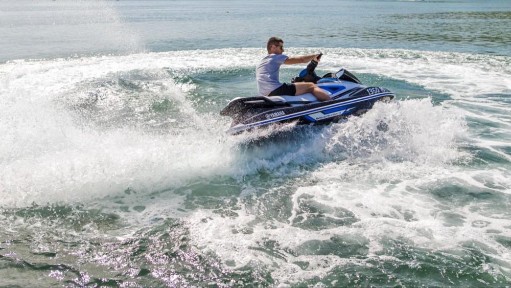Schlauchboot mit oder ohne Skipper Yamaha mieten in Trau