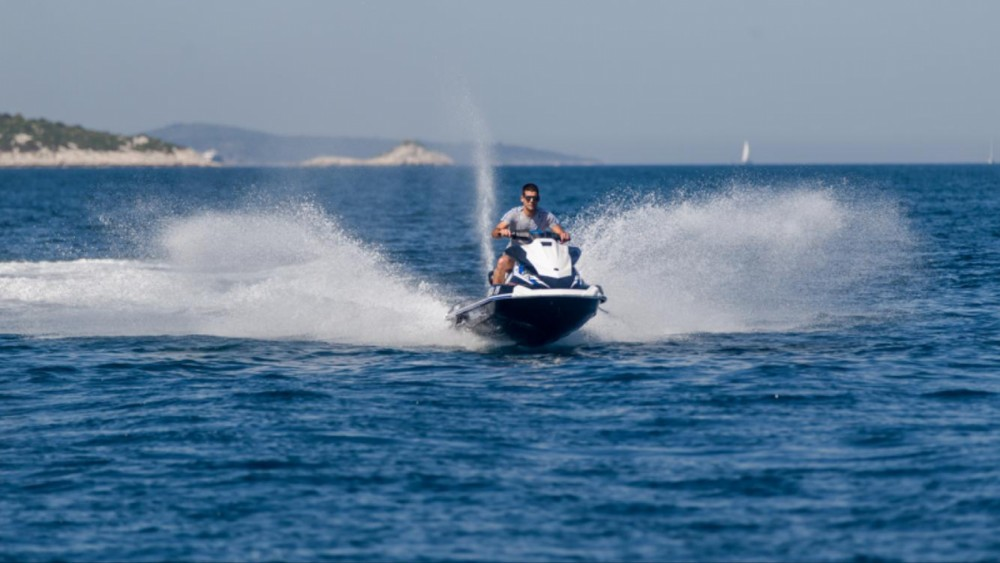 Jetski for rent Trogir at the best price