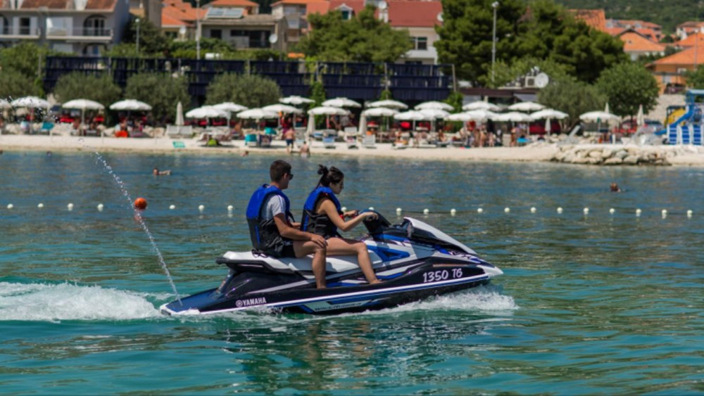 Boat rental Yamaha VX DeLuxe in Trogir on Samboat