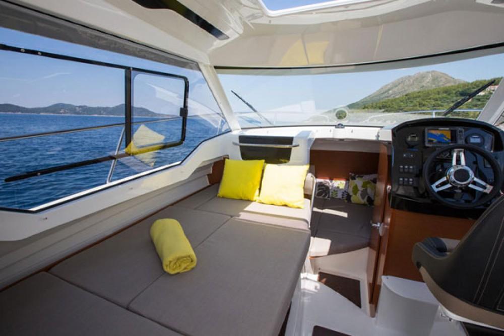 Location yacht à Grad Biograd na Moru - Jeanneau Merry Fisher 795 sur SamBoat