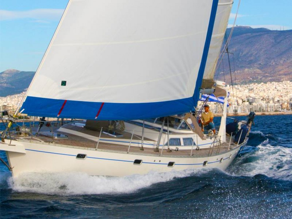 Atlantic Atlantic 55 te huur van particulier of professional in Athene