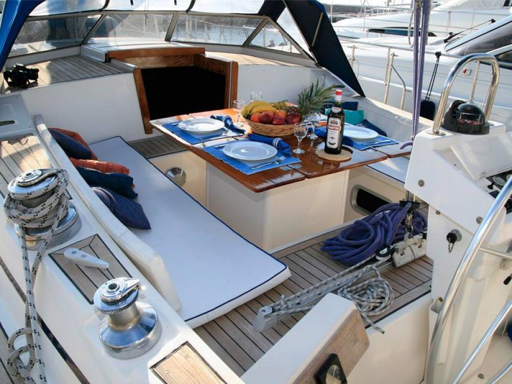 Bootverhuur Atlantic Atlantic 55 in Athene via SamBoat