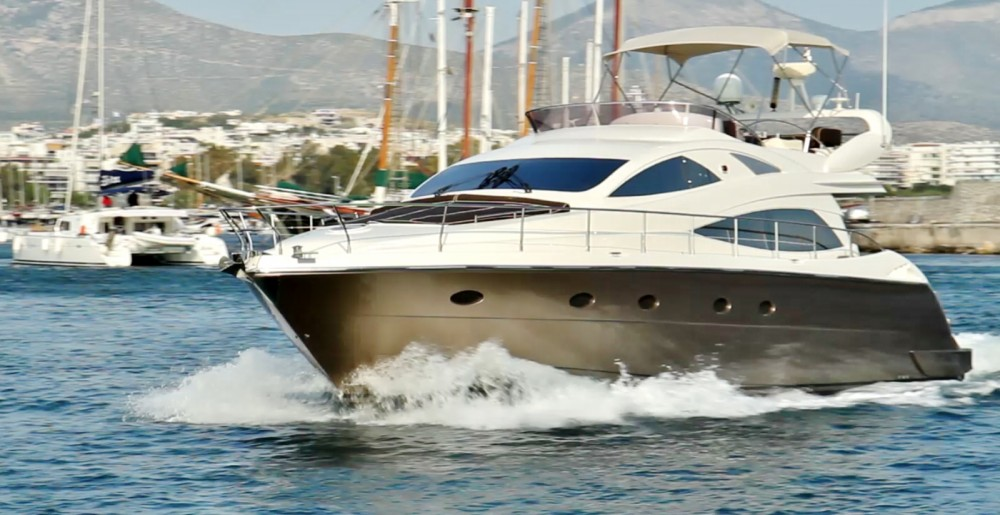 Boat rental Aicon Aicon 56 Fly in Athens on Samboat