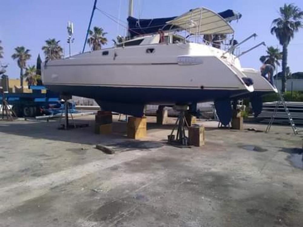 Verhuur Catamaran in Bandol - Fountaine Pajot Tobago 35
