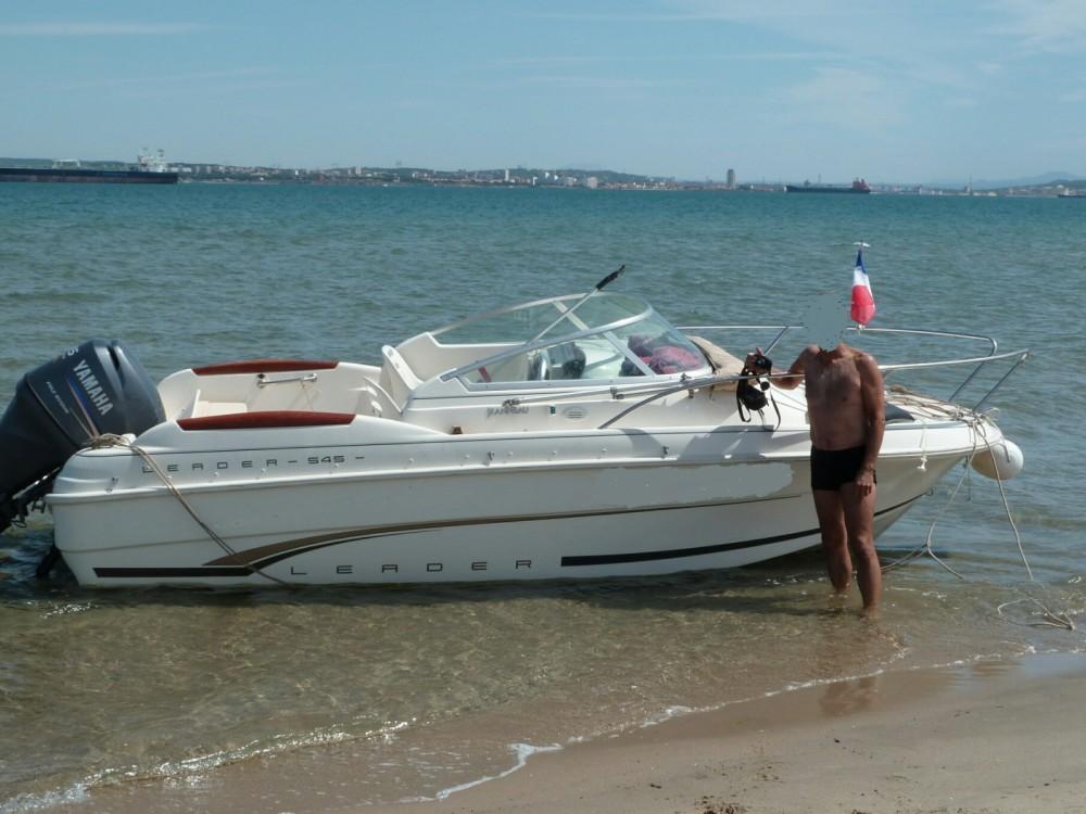 Location bateau Jeanneau Leader 545 à Longeville-lès-Metz sur Samboat