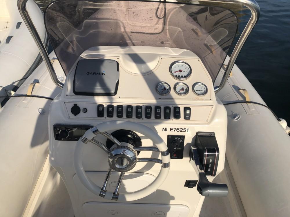 Verhuur Rubberboot in Lorient - Nuova Jolly Prince 21