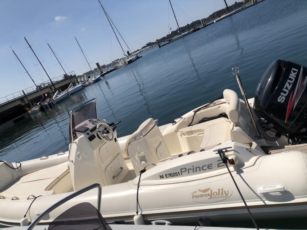 Huur een Nuova Jolly Prince 21 in Lorient