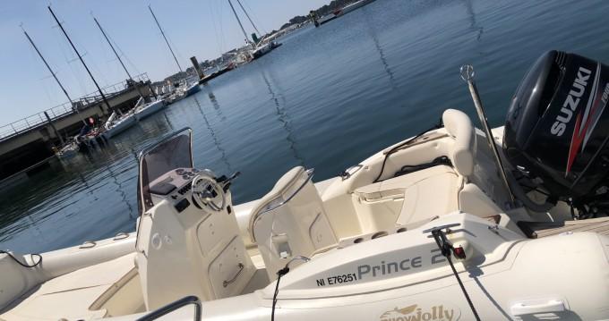 Location yacht à Lorient - Nuova Jolly Prince 21 sur SamBoat