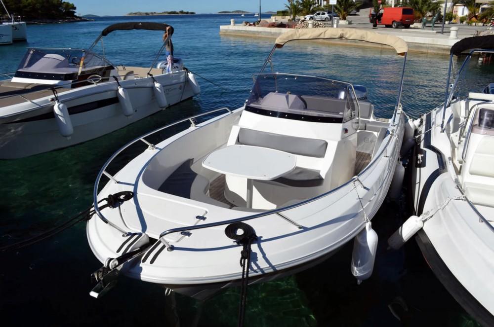 Verhuur Motorboot in Tribunj - Atlantic open 670