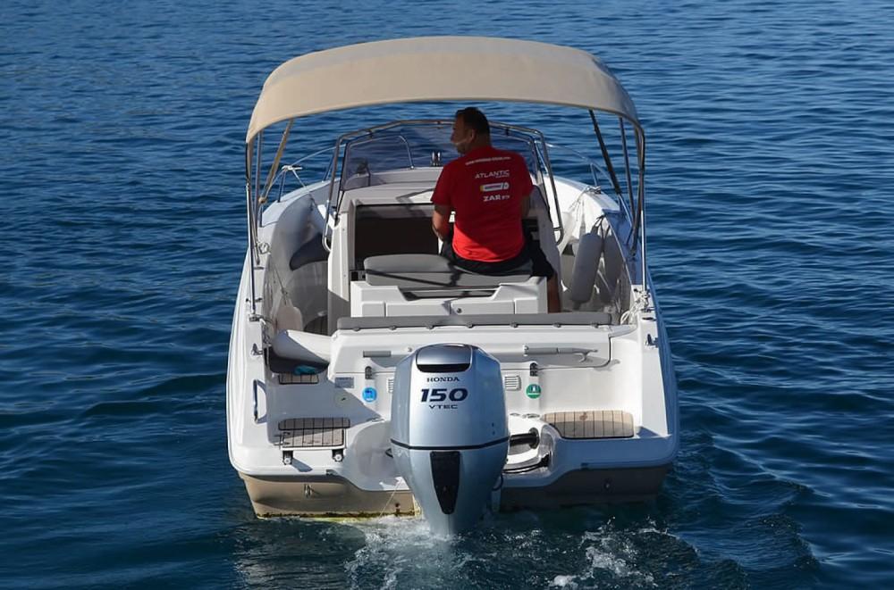 Huur Motorboot met of zonder schipper Atlantic in Tribunj