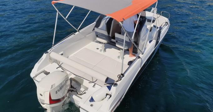 Location bateau Bénéteau Flyer 6.6 SPACEdeck à Opatija sur Samboat