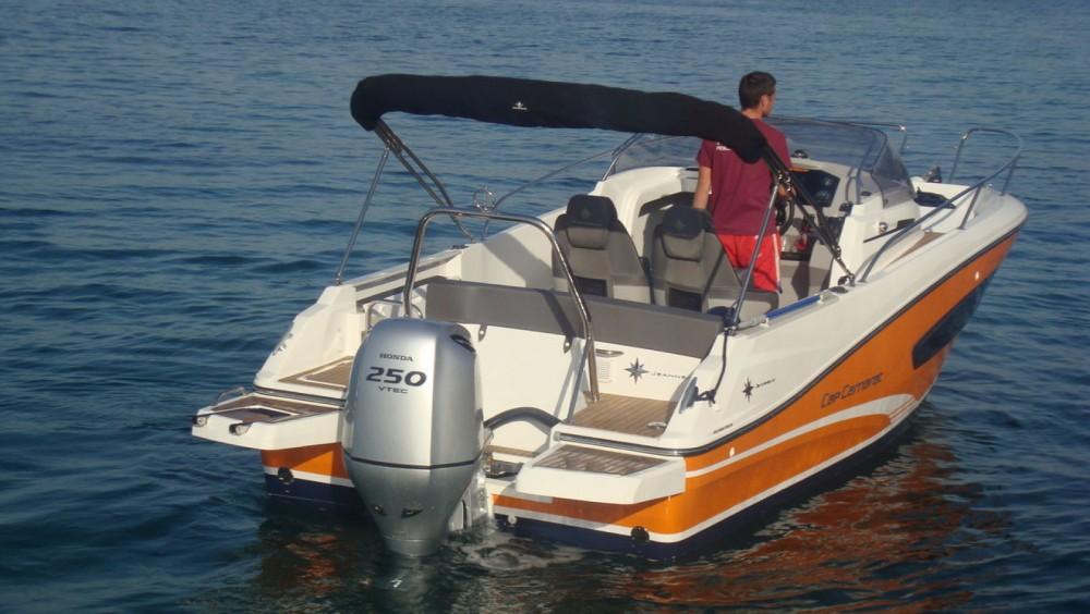 Location yacht à Tribunj - Jeanneau Cap Camarat 7.5 WA Serie 2 sur SamBoat