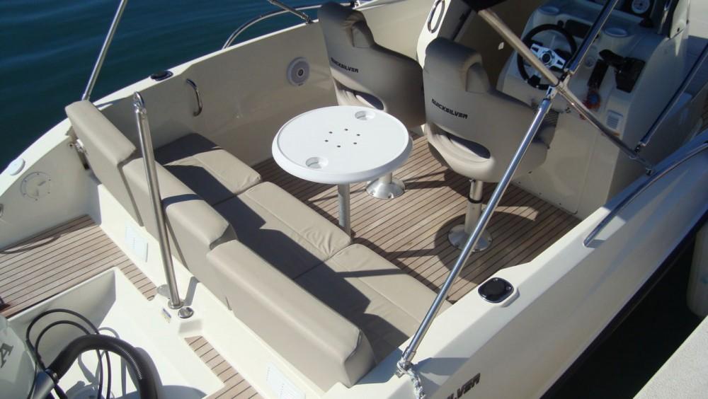 Verhuur Motorboot in Tribunj - Quicksilver Quicksilver 675 Activ Open