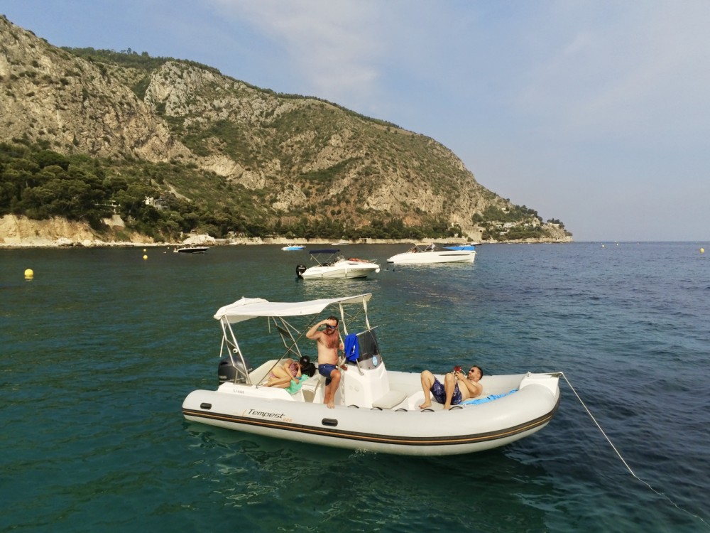 Capelli Tempest 625 Easy between personal and professional Saint-Jean-Cap-Ferrat