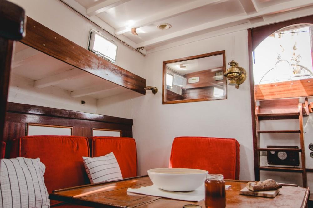 Huur Zeilboot met of zonder schipper Replique in Brest