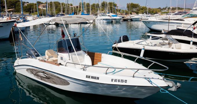 Louez un Mano Marine sport fisch 21,50 à Port de Pollença