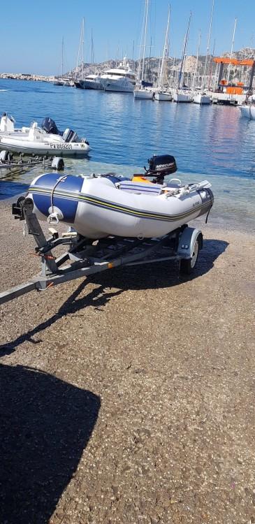 Bootverhuur Marseille goedkoop Cadet 340 Solid