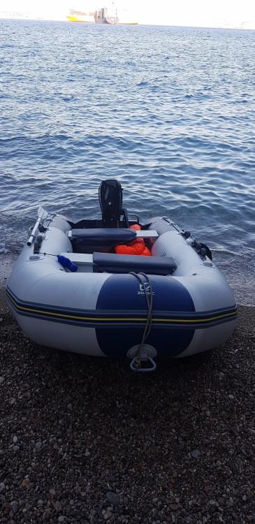 Huur Rubberboot met of zonder schipper Zodiac in Marseille