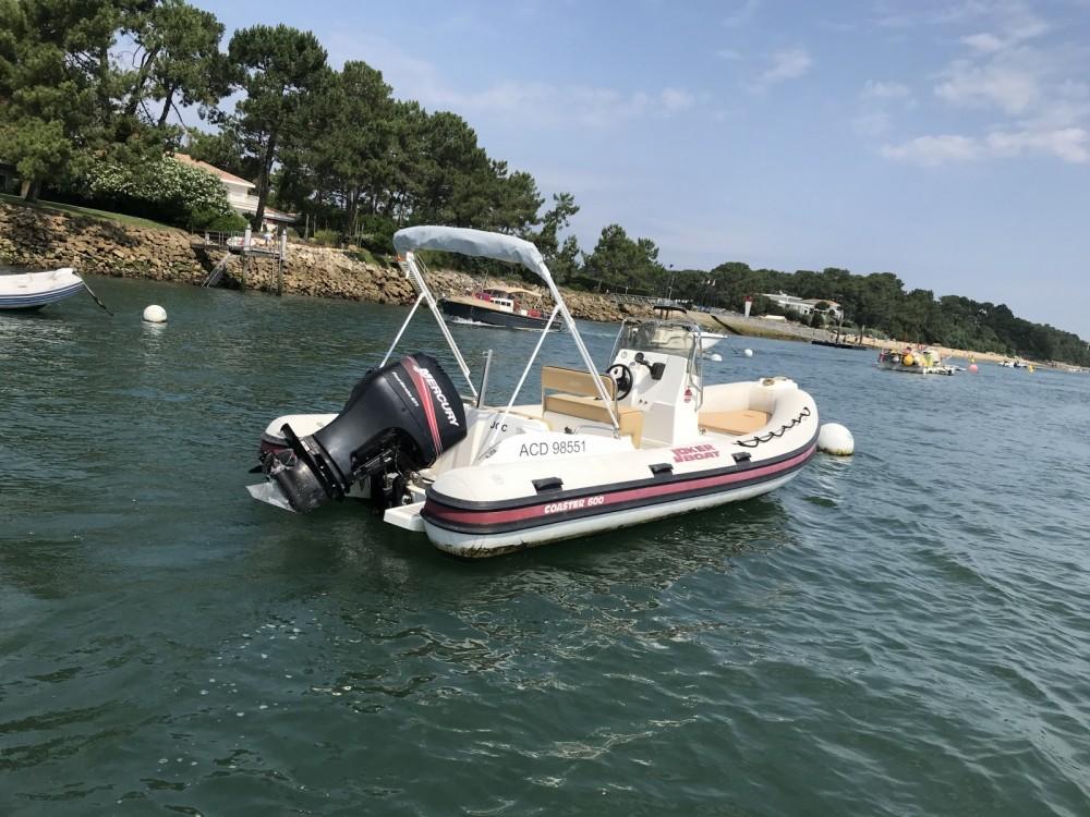 Joker Boat Coaster 600 entre particuliers et professionnel à Lège-Cap-Ferret