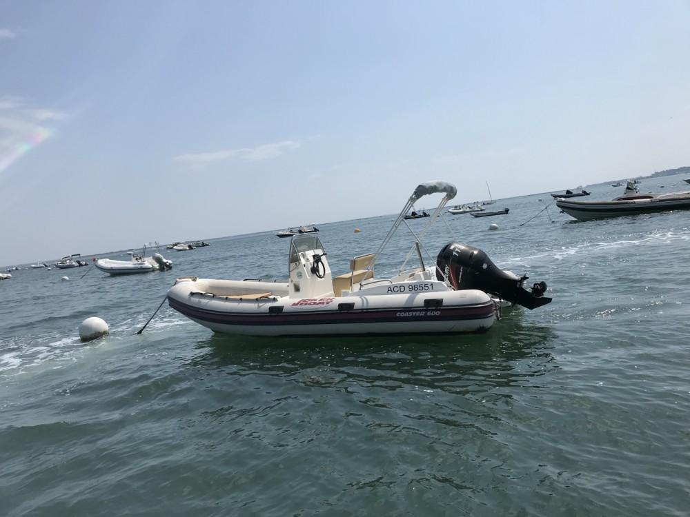 Location bateau Joker Boat Coaster 600 à Lège-Cap-Ferret sur Samboat