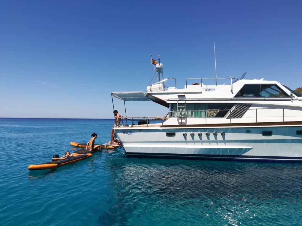 Location yacht à Portinatx - Cantieri navali di Chiavari ITALCRAF sur SamBoat