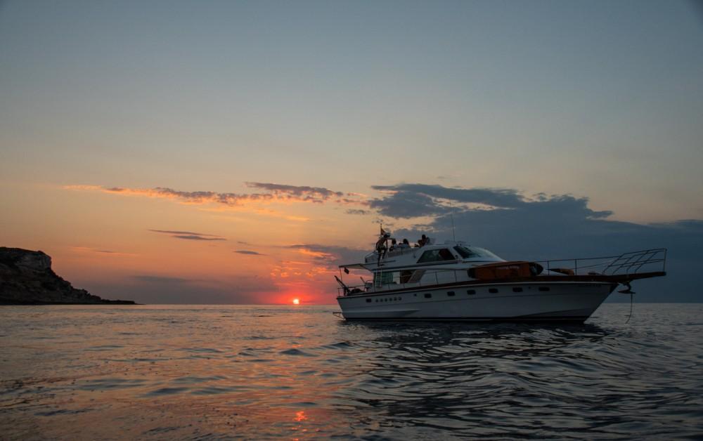 Alquiler de Cantieri navali di Chiavari ITALCRAF en Portinatx
