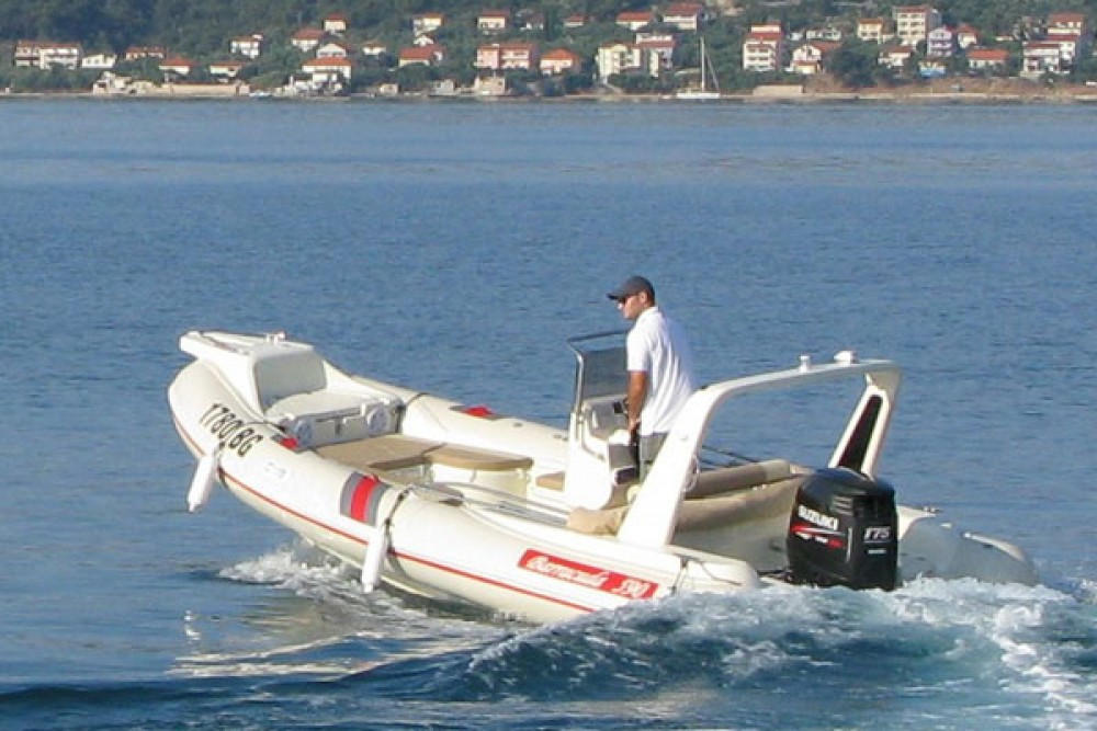 Barracuda Barracuda 590  te huur van particulier of professional in Biograd na Moru