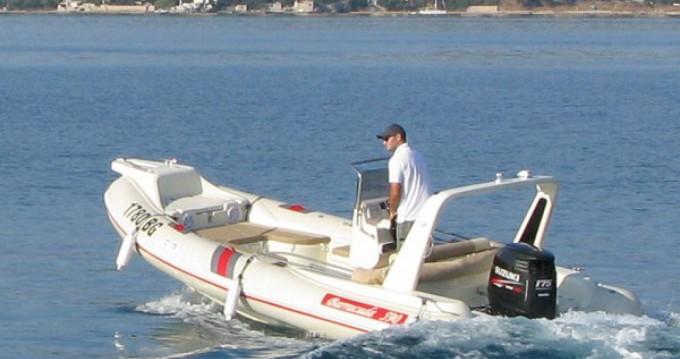 Location bateau Barracuda Barracuda 590  à Biograd na Moru sur Samboat