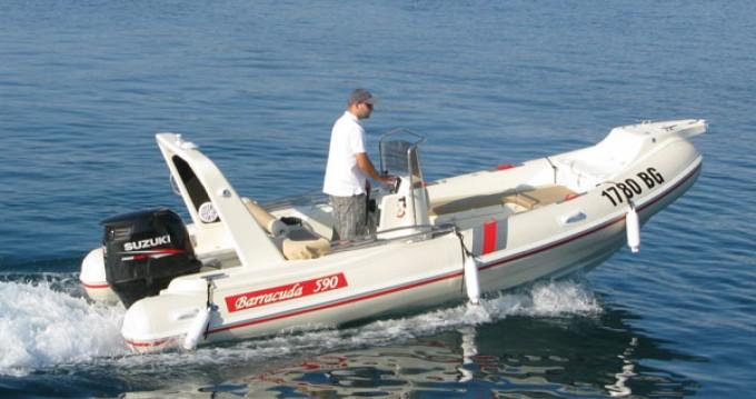 Barracuda Barracuda 590  entre particuliers et professionnel à Biograd na Moru