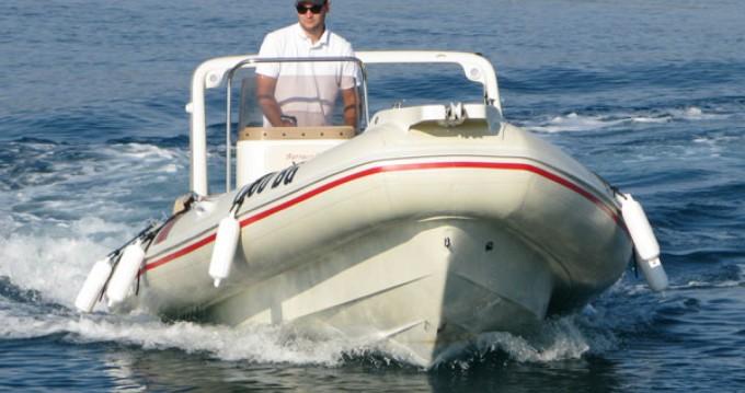 Location bateau Biograd na Moru pas cher Barracuda 590