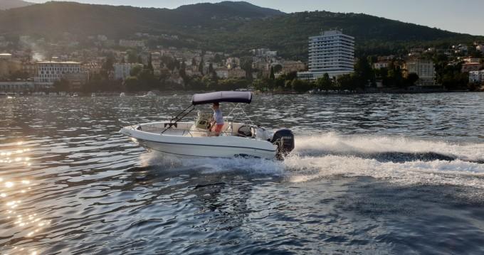 Location yacht à Opatija - Rancraft 18.20 sur SamBoat