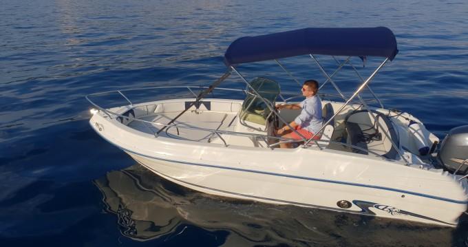 Location bateau Opatija pas cher 18.20