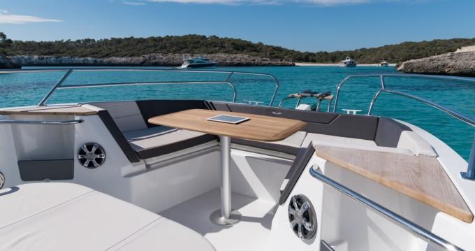 Location bateau Bénéteau Flyer 8.8 Space Deck à Ajaccio sur Samboat
