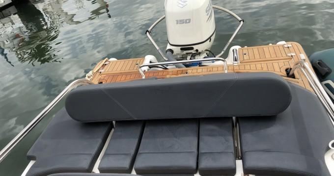 Location bateau Bandol pas cher libra 650 open