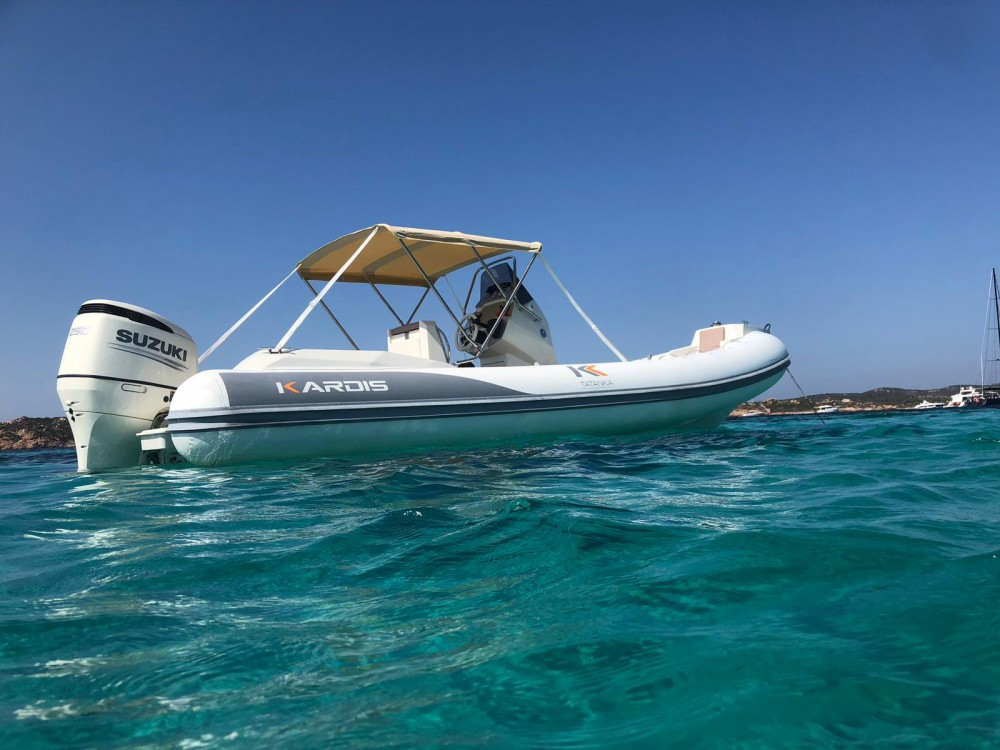 RIB for rent Porto Rotondo at the best price