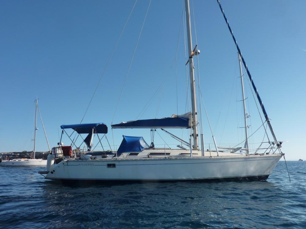 Location yacht à Argelès-sur-Mer - Jeanneau Sun Legende 41 sur SamBoat