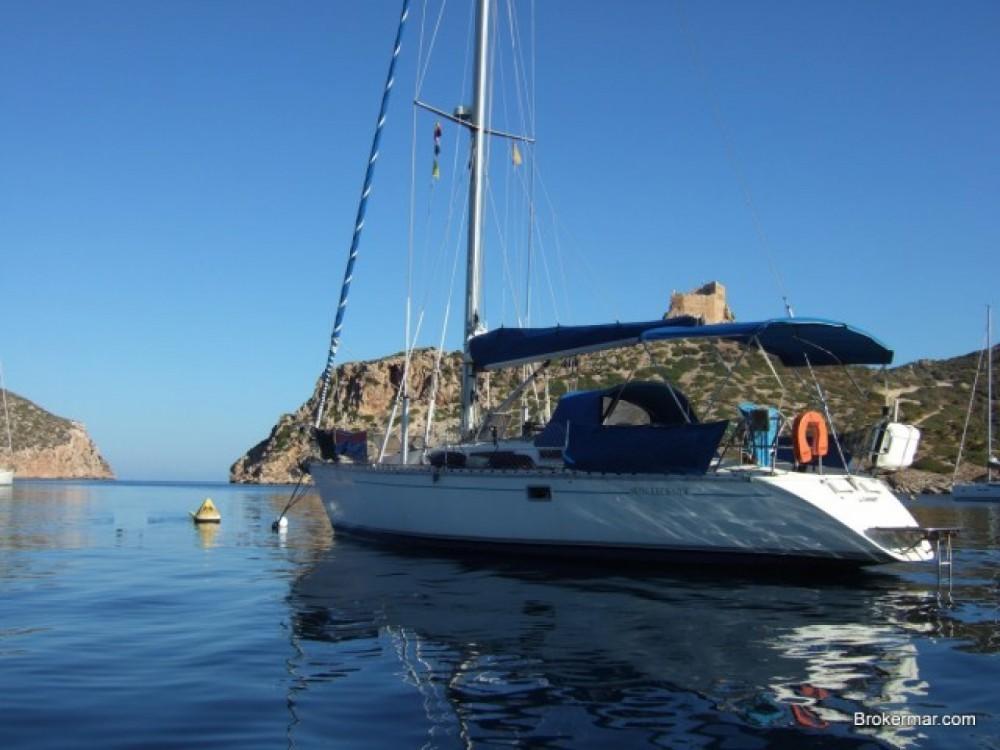 Location bateau Jeanneau Sun Legende 41 à Argelès-sur-Mer sur Samboat