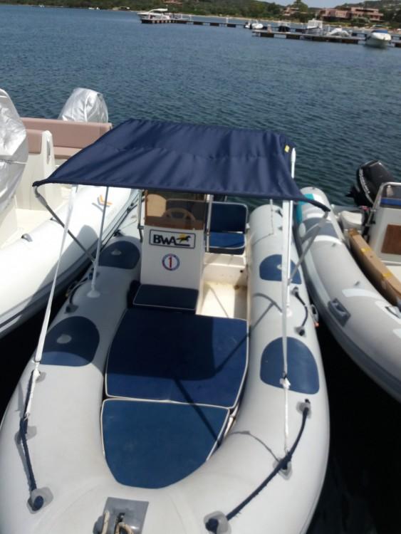 Boat rental Bwa 480 in Porto Rotondo on Samboat