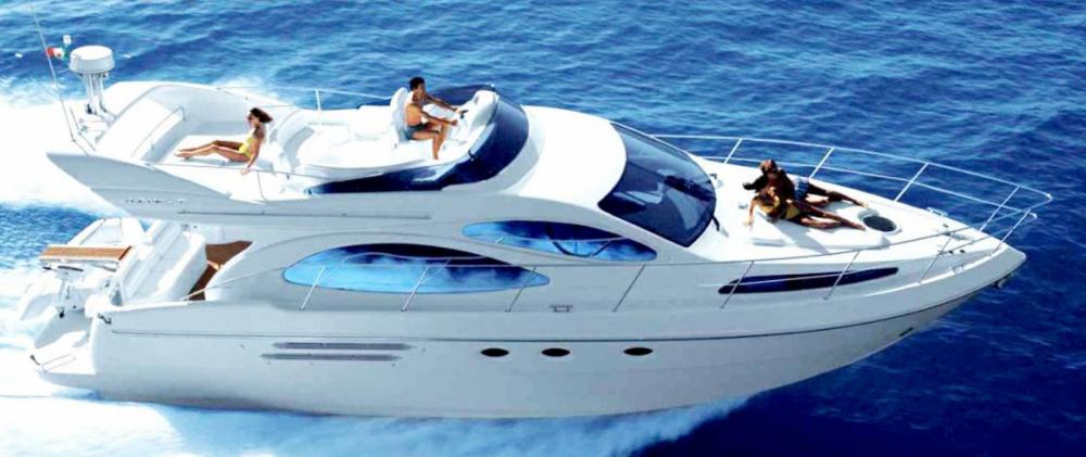 Boat rental Azimut Azimut 46 Evolution in Palma on Samboat