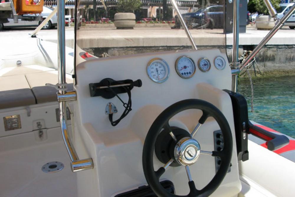 Location bateau Biograd na Moru pas cher 530