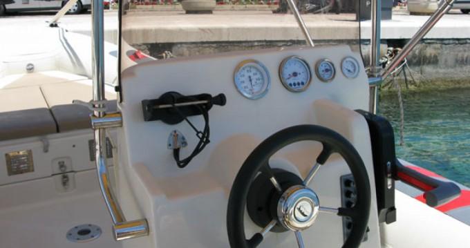 Location bateau Barracuda 530 à Biograd na Moru sur Samboat