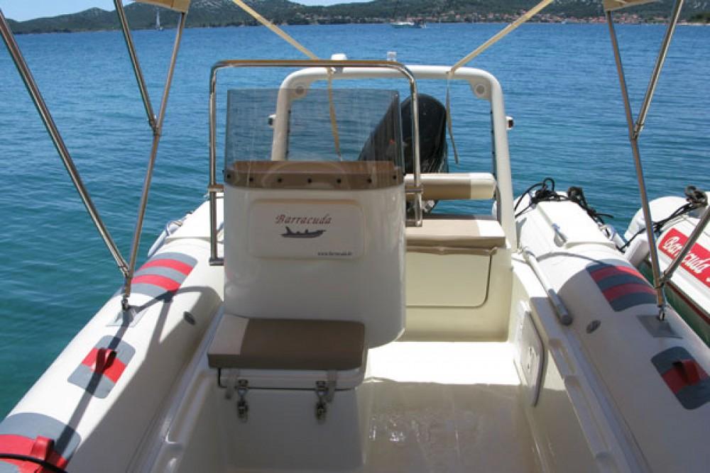 Location yacht à Biograd na Moru - Barracuda 530 sur SamBoat