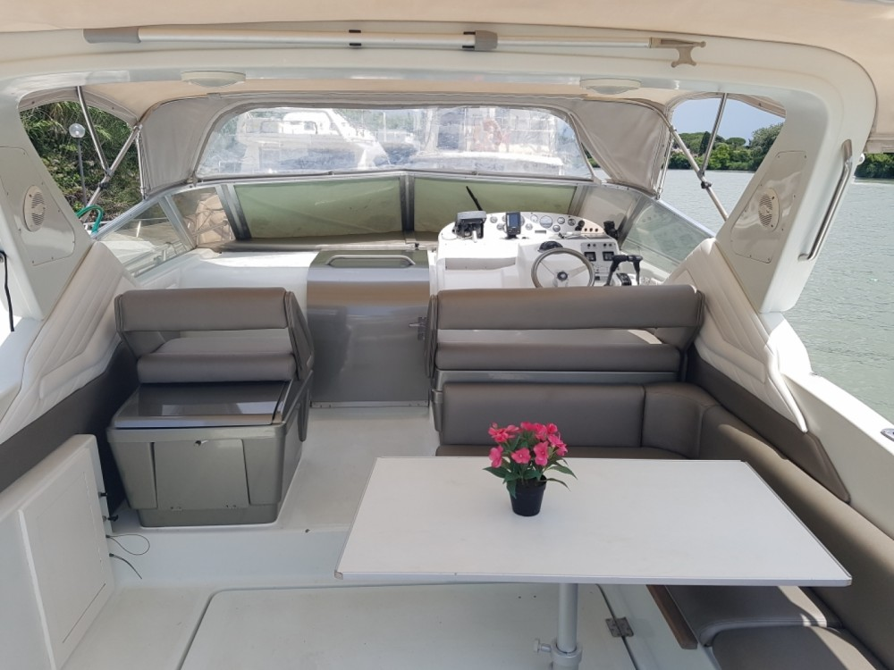 Boat rental Fiumicino cheap Gobbi 34 Sport