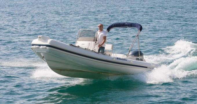 Location bateau Duće pas cher Coaster 600