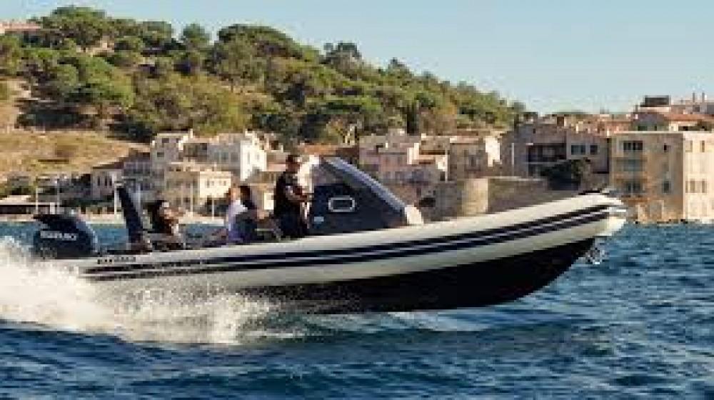 Bootverhuur Canet-en-Roussillon goedkoop Eagle 8