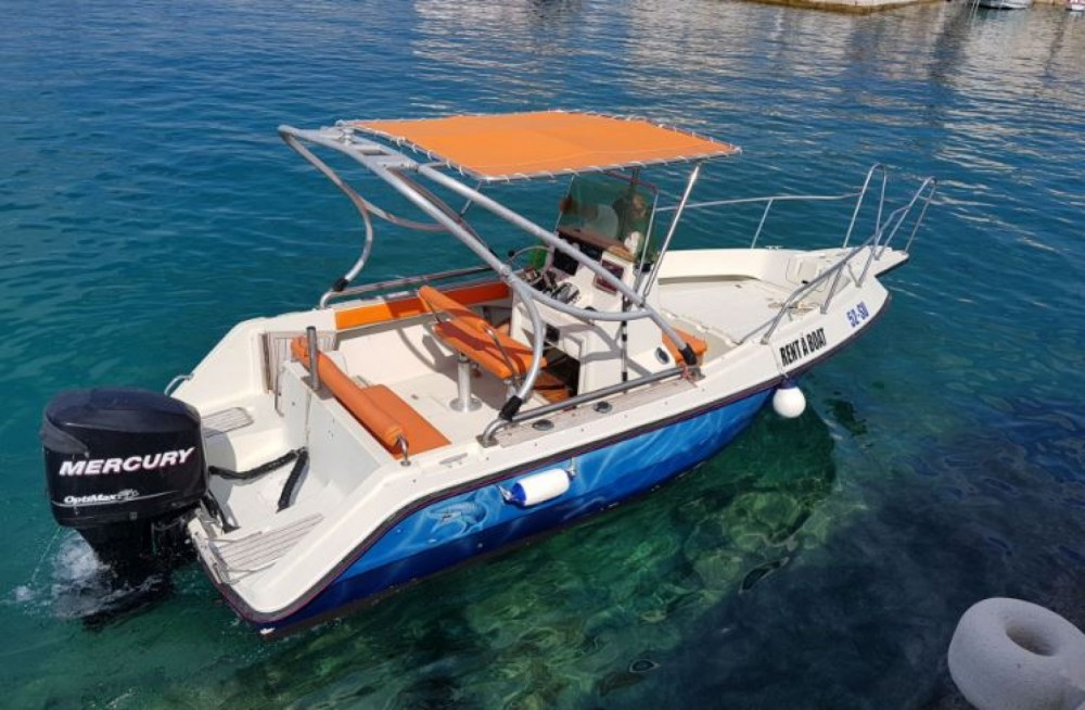 Location yacht à Supetar - Elan Fisherman 20 CC sur SamBoat