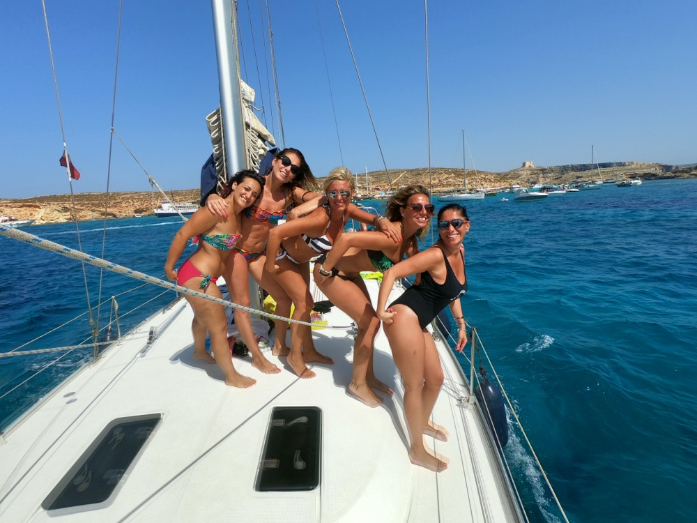 Hire Sailboat with or without skipper Bavaria Sliema