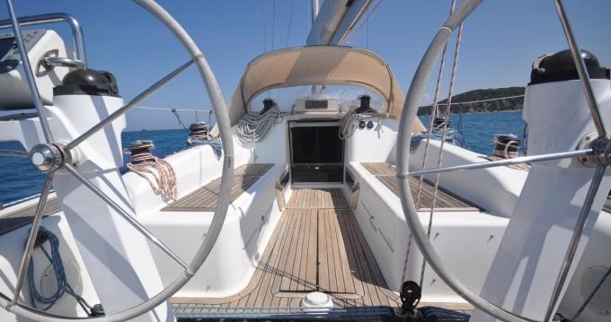 Location bateau Punta Ala pas cher Dehler 44