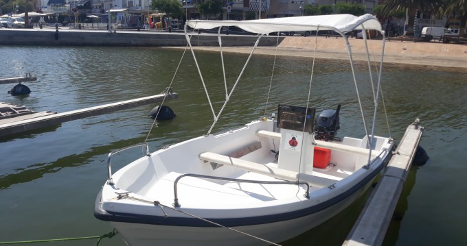 Location bateau L'Ampolla pas cher Estable 415